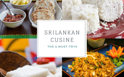 A Sri Lankan Culinary experience: The 5 Must-Try when visiting Sri Lanka