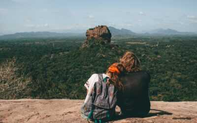 The 8th World Wonder Sigiriya's Amazing Viewpoint: A Guide to Visiting the Famous Pidurangala Rock
