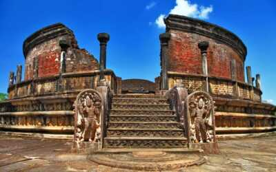 "Experience the remains of Ancient Royalty, ""Polonnaruwa"": The Cultural Treasure of Sri Lanka's North Central Province"