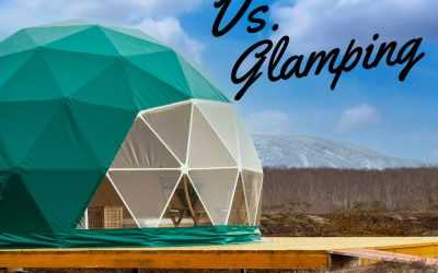 Glamping Vs. Camping: Why You Should Go Glamping For Your Next Vacation